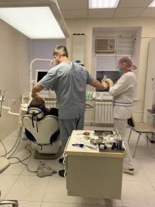 Лечение зубов в Мытищах